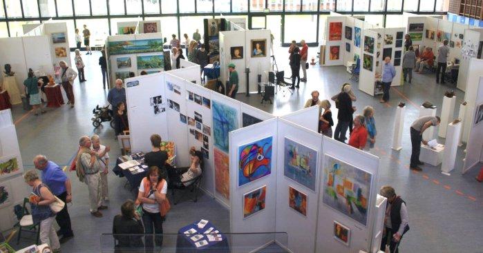 KunstWerk - Ausstellung in Bad Oldesloe