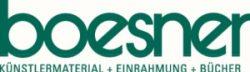 Logo boesner - Förderer der Kunstwerk20